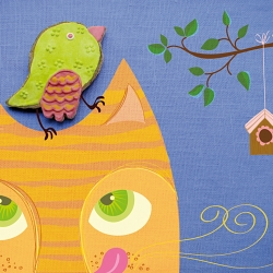 Commercial illustrator Tania Litvin